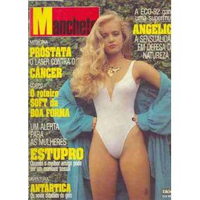 Revista Manchete 2045 Angelica São Paulo Myrian Rios 1991