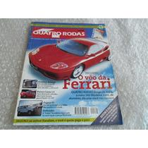 Revistas 4 Rodas - Tenho Várias Unidades De 1995 A 2006 !!!