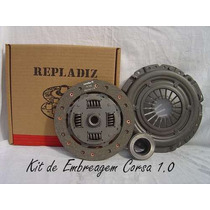 Embreagem Kit Completo Corsa 1.0 8v 16v 1.4 8v Wind/super