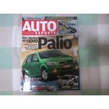 Auto Esporte - Março De 2007 - Capa: Novo Palio