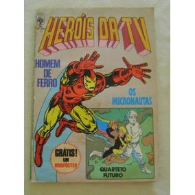 Heróis Da Tv No.74 Agosto 1985 Editora Abril Ótimo! Leia!