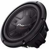 Falante Subwoofer Pioneer 400w Rms 12 Pol. Ts-w311 S4