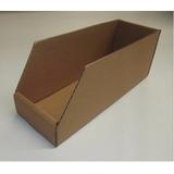Caixa De Papelão Organizadora Estoque -