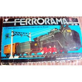395 Prd- Jogo- Ferrorama Xp 100- Estrela- Completo- O Primei