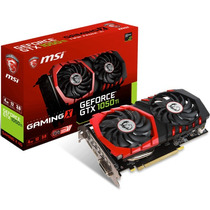 Placa De Video Msi Geforce Gtx 1050ti Gaming X 4gb Gddr5