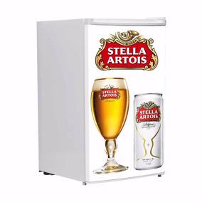 Adesivo Para Frigobar Cerveja Stella Artois