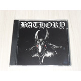Cd Bathory - Bathory 1984 (alemão, Lacrado) Raro
