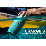 Parlantes Bluetooth Jbl Charge 3 Sumergible Original