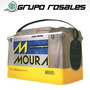 Bateria Auto Moura Mi26ad 12x75 Peugeot 307