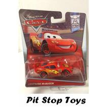 Disney Pixar Cars Relâmpago Mcqueen Piston Cup - Mattel