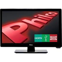Tv Led 16 Polegadas Philco Ph16d10d Hd Com Conversor Preta