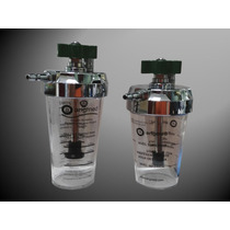 Humificador Reusable Para Oxígeno Tigmed