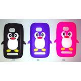 Capa Case Capa Nokia Lumia 710 Pinguim