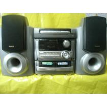 Micro System Aiwa Nsx-f959 - 5 Cd S - 3.500 W - Pmpo-baixei