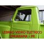 Kit Vidro Eletrico Rural Wilis Ford F-75 Para Vidro Interiço