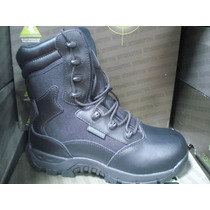 Botas Interceptor Tactical Con Puntera De Seguridad