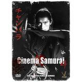 Cinema Samurai Iv 3 Dvds A Última Espada Japao Frete 8 Reais