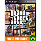 Gta 5 Ps3 Midia Fisica Lacrada Legend Portugues 100%original