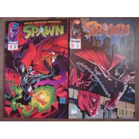 Spawn Nºs 1 Ao 140 Ed. Abril Image