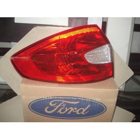 Lanterna Tras New Fiesta Sedan 10/12 Origi Ford Canto Esquer