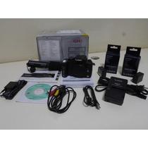 Câmera Panasonic Lumix Gh1 (corpo + Acessórios)