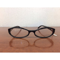Lentes Carolina Herrera New York H303 Black Stripe 52-17 135