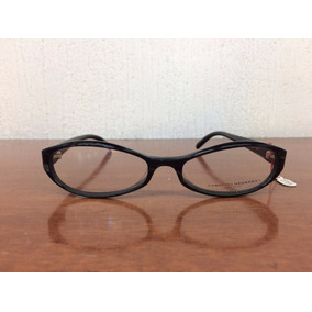 Lentes Carolina Herrera New York H303 Black Stripe 52-17 135