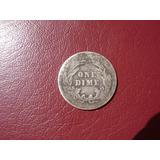 Moneda E.e.u.u. Un Dime 1893