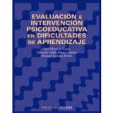 Evaluacion E Interv.psicoeduc Dif.; Miranda Casas Ana