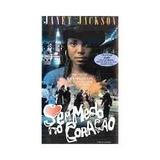Sem Medo No Coração -janet Jackson -vhs Drama