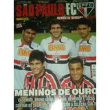 Revista Oficial Do S O Paulo Not Cias (frete Gr Tis) no Mercado ... 08bd6993c7