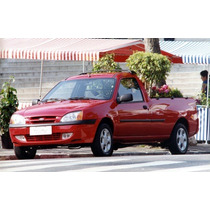 Motor Parcial Do Ford Courier 1.6 (zetec Rocan)