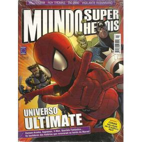 Mundo Dos Super-herois 24 - Europa - Bonellihq Cx75 K17