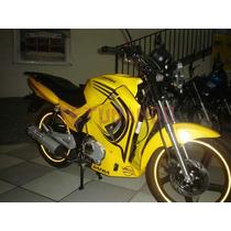 Carenagem P/ Dafra Speed 150 E Cg 150 Es/ks/sport