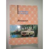 Manual Chevrolet Veraneio 1970 Original Gm C-1416 Catalogo