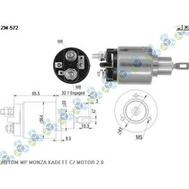 Automatico Motor De Partida Monza Kadett C/ Motor 2.0