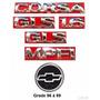 Emblema Corsa Sedan 1.6 Mpfi Lateral Gls + Gravata - 96 À 99