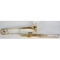 Trombone De Pisto Afinação Sibemol Bb Custom Tipo Eagle