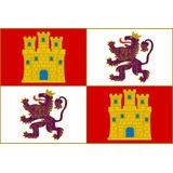 Bandera Reino Castilla Y Leon Pregunte Antes De Rematar