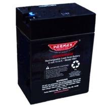 Parmak 901 6 Voltios Batería De Gel Para Cercas Eléctricas