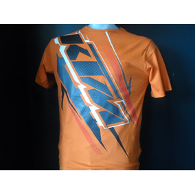 Remera Ktm Big Mx Tee Original