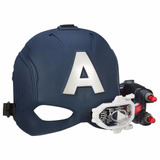 Casco Capitan América Civil War Interactivo Tremendo!!!