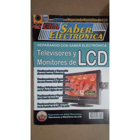 Libro Clubse No 104 Reparando Televisores Y Monitores Lcd