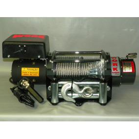 Guincho Eletrico Off Road Work 12500 Plus, 5600kgf, 12 Volts