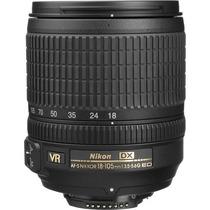 Nikon 18-105mm F/3.5-5.6g Ed Vr Af-s Dx Nikkor Autofocos