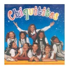 Cd-chiquititas-primeiro Álbum