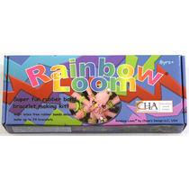 Rainbow Loom Kit Juego De Ligas En Caja