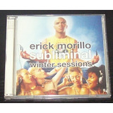 D Mode - Erik Morillo - Subliminal Cd Doble En Buen Estado!