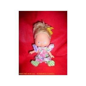 Brinquedo Antigo Linda Boneca Coleção Moranguinho Estrela