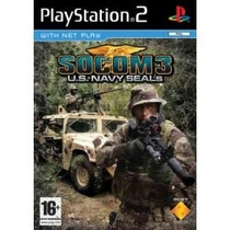 Jogo Socom 3 U.s.navy Seals